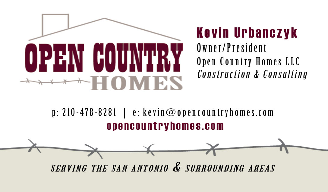 Meet Open Country Homes