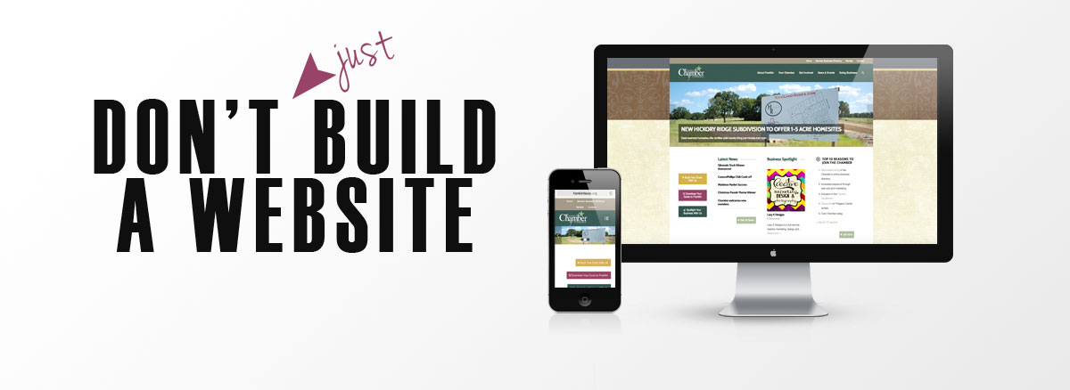 Why you shouldn't build a website | Lazy K Creative blog
